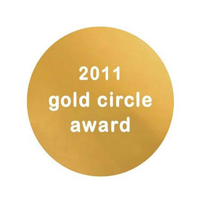 Gold Circle Award