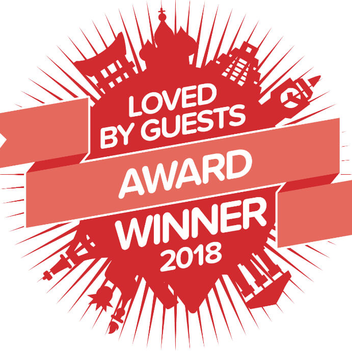 Loved by Guests by Hotels.com