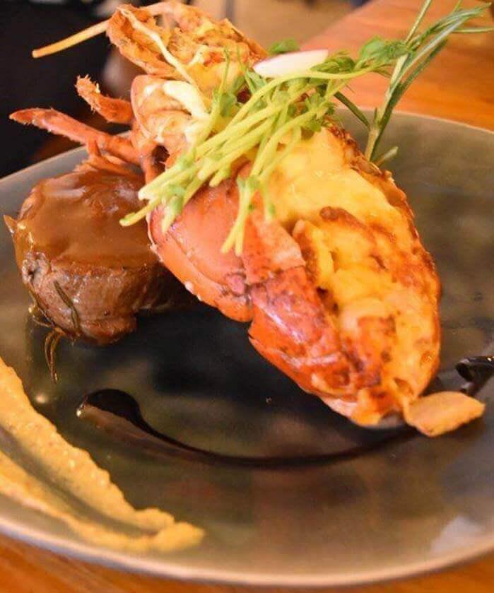 香港旺角帝盛酒店的海鮮料理