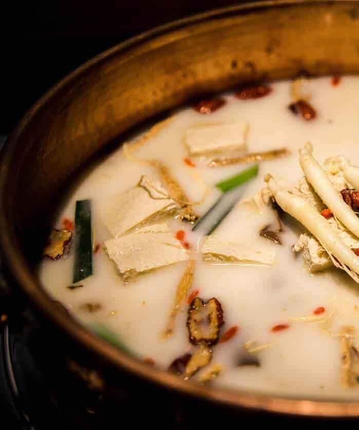 養心殿台式養生鍋