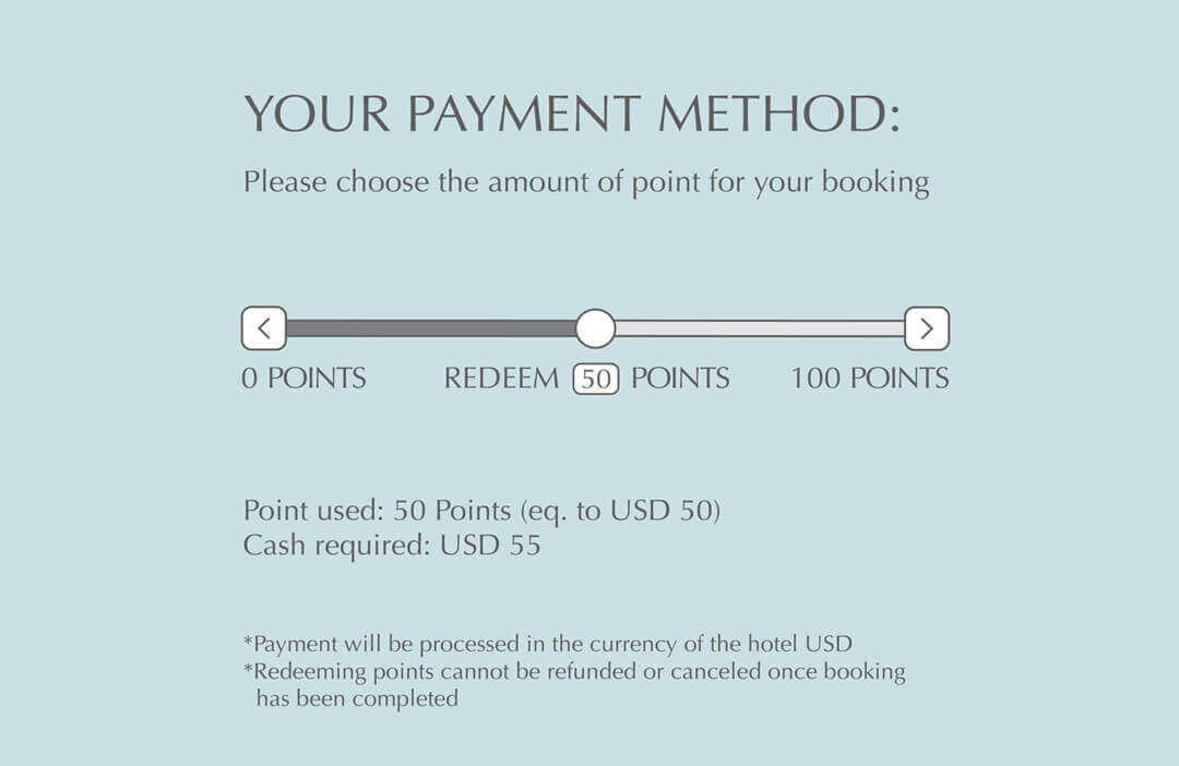 How to Redeem Point