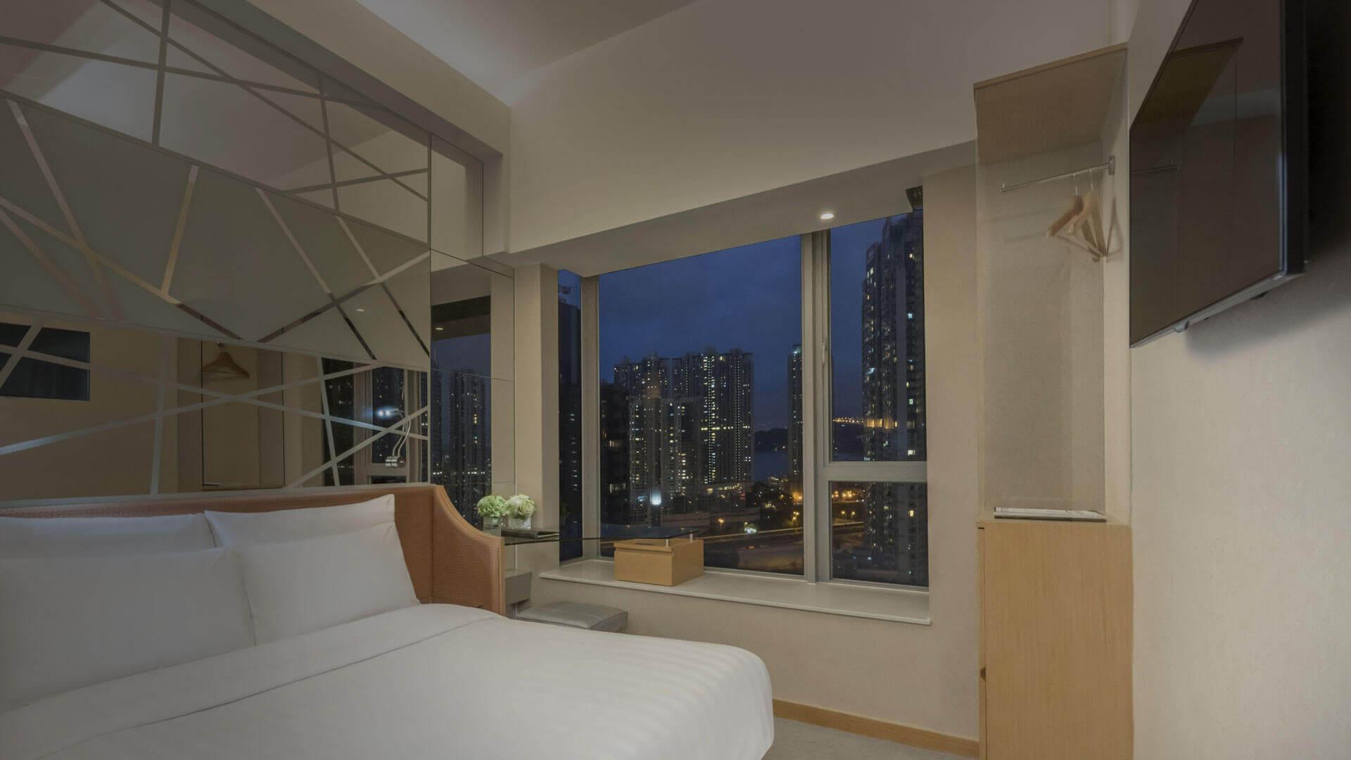 香港旺角帝盛酒店
