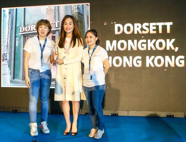 Dorsett Mongkok - Pressroom