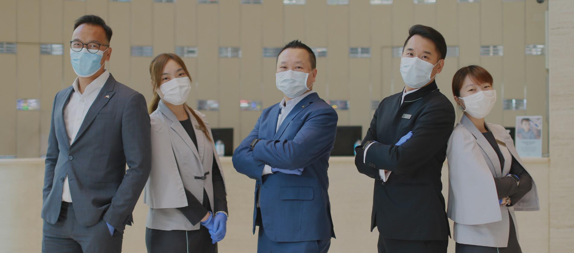 香港旺角帝盛酒店 - Dorsett Cares 承諾